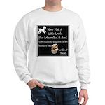 Mary Had A Little Lamb Sweatshirt