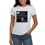 Mary Had A Little Lamb Women's T-Shirt
