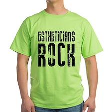 Estheticians Rock T-Shirt