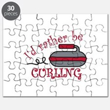 Rather Be Curling Puzzle