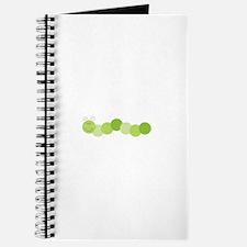 Caterpillar Worm Journal