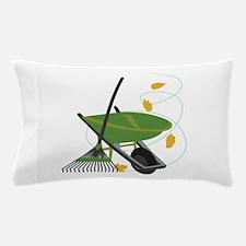 Wheelbarrow & Rake Pillow Case