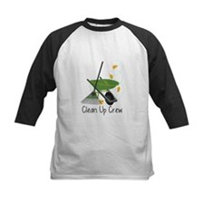Clean Up Crew Baseball Jersey
