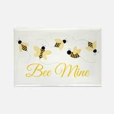 Bee Mine Magnets