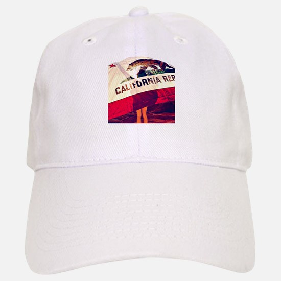 California Republic Baseball Baseball Baseball Cap