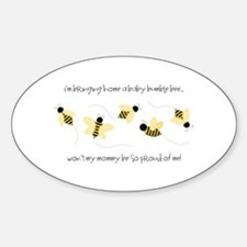 Baby Bumble Bee Decal