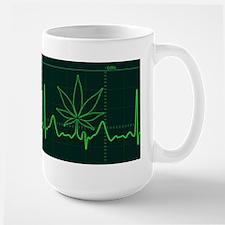 Canna Heartbeat Mugs