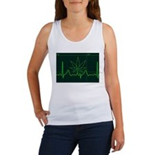 Canna Heartbeat Tank Top