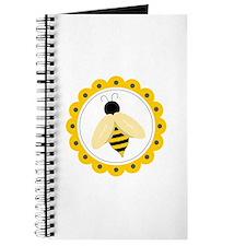 Bumble Bee Circle Journal