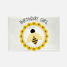 Birthday Girl Magnets