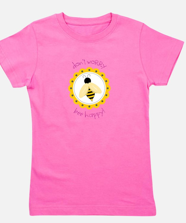 Don't Worry Girl's Tee