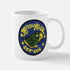 USS HAWKBILL Mug