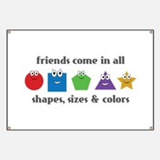 Learning Friends Banner