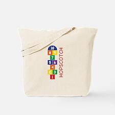 Hopscotch Play Tote Bag