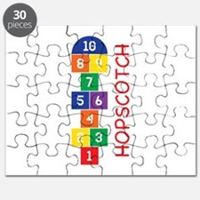 Hopscotch Play Puzzle
