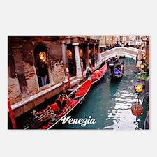 Gondolas in Venice Postcards (Package of 8)