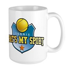 tennis - that's my sport Mugs