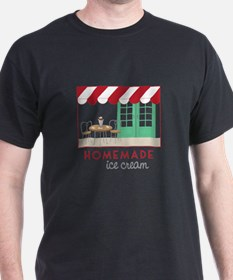 Home Made Ice Cream T-Shirt