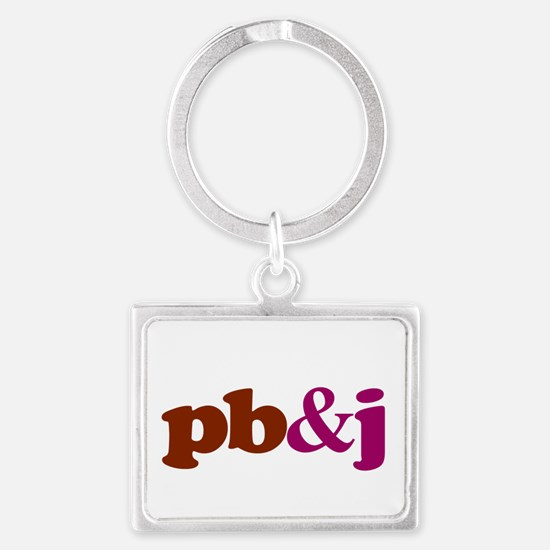 pb and j Keychains