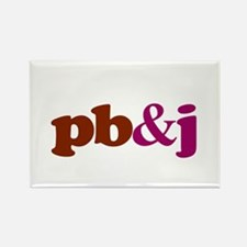 pb and j Magnets