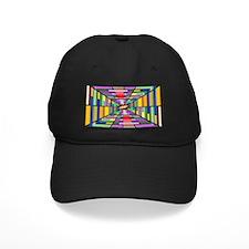 Abstract Depth Baseball Hat