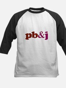 pb and j Baseball Jersey