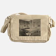 Cute Billiards Messenger Bag