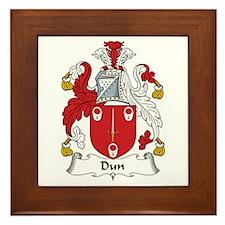 Dun Framed Tile
