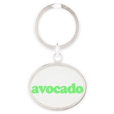 avocado Keychains