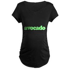 avocado Maternity T-Shirt