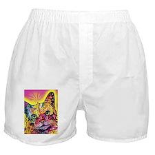 Cute Animal Boxer Shorts