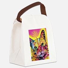 Unique Animal Canvas Lunch Bag