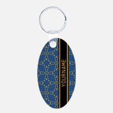 Unique Pattern Personalized Keychains