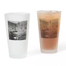 Funny Retro game Drinking Glass