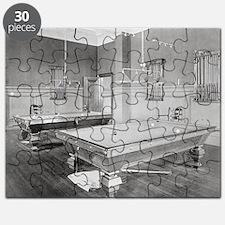 Cute Billiards Puzzle