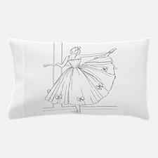 Unique Dance student Pillow Case