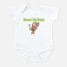 Momma's Little Monkey Infant Bodysuit