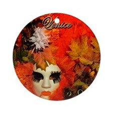 Fall Ornament (Round)