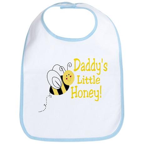 Daddy's little Honey with a b Bib