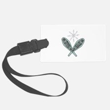 Snowshoes Luggage Tag