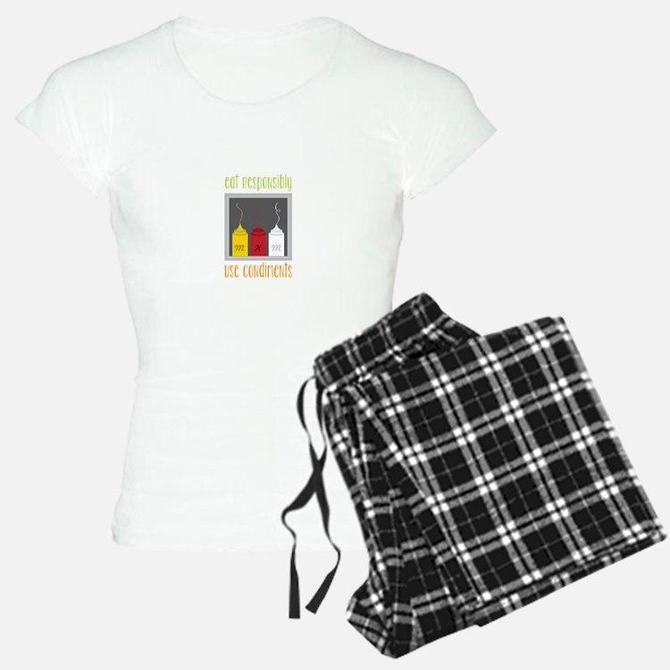 Eat Responsibly Pajamas