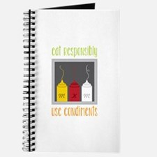 Eat Responsibly Journal