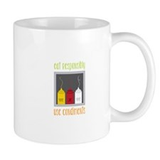 Eat Responsibly Mugs