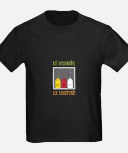Eat Responsibly T-Shirt