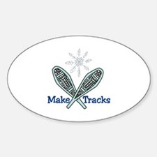 Make Tracks Decal