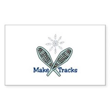Make Tracks Decal