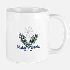 Make Tracks Mugs