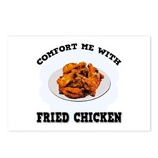 Comfort Fried Chicken Postcards (Package of 8)
