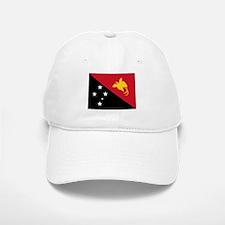 Papua New Guinea Flag Baseball Baseball Cap