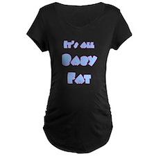 Baby Fat Blue T-Shirt
